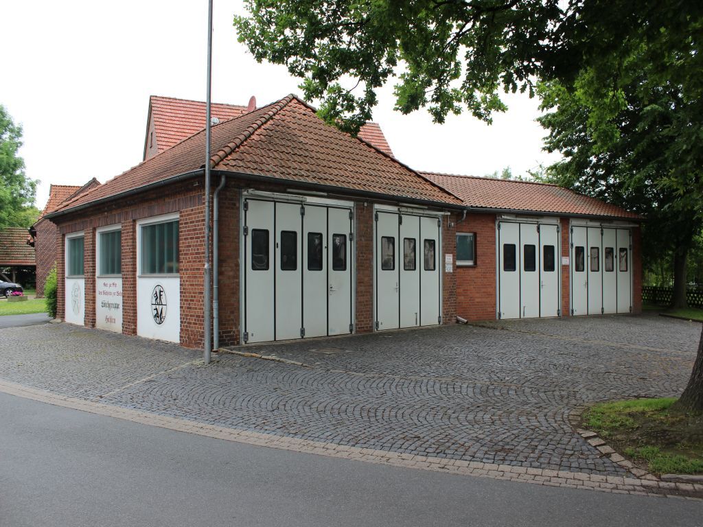 Gerätehaus Hahlen