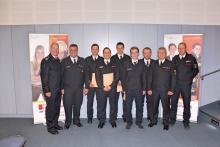Jahreshauptversammlung der Feuerwehr Minden